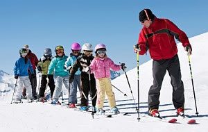 Ski Instructor Working image